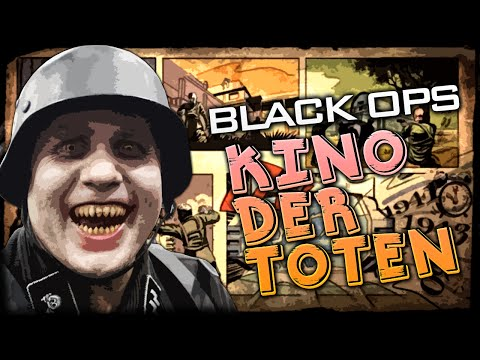 BLACK OPS ZOMBIES - KINO DER TOTEN ★ Call of Duty Zombies