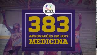 Medicina é no ALFA!