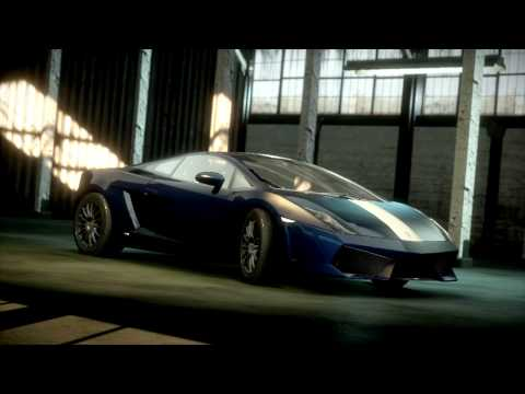 Need for Speed The Run Trailer Demo
