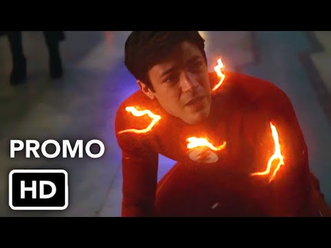 "The Flash Season 7 ""LOST"" Promo (HD) Grant Gustin, Candice Patton (Concept)"