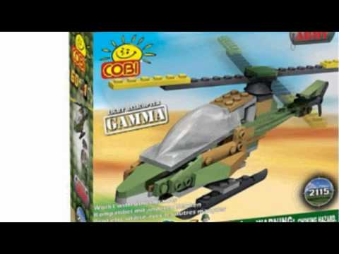 Video Small Army Gamma Helicopter now on YouTube