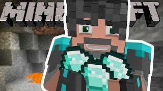 MY FIRST DIAMONDS!! | Minecraft : Noodle Planet [S2 : Ep. 4]