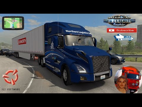 Volvo VNR 2018 v1.20 Fixed 1.35