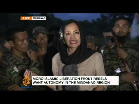 Video Philippines peace deal with Muslim rebels explained download in MP3, 3GP, MP4, WEBM, AVI, FLV February 2017