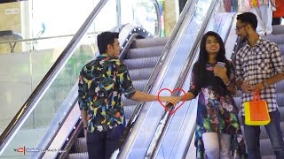 Nonton Touching Strangers Hands On The Escalator | Prank In Bangladesh 2017| Film Subtitle Indonesia Streaming Movie Download