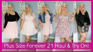 Plus Size Forever 21 HAUL & TRY ON!! by Sprinkle of Glitter
