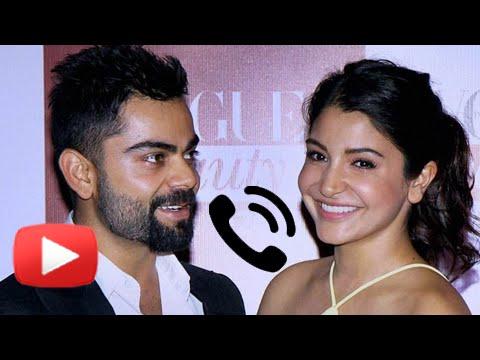 Anushka Sharma's Phone Call To Virat Kohli – Asi