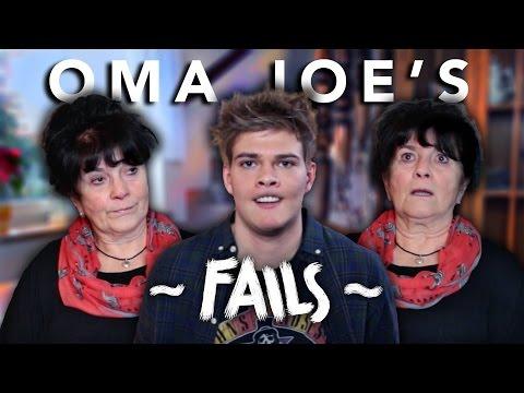 OMA JOE'S SCHAUSPIEL FAILS | Joey's Jungle