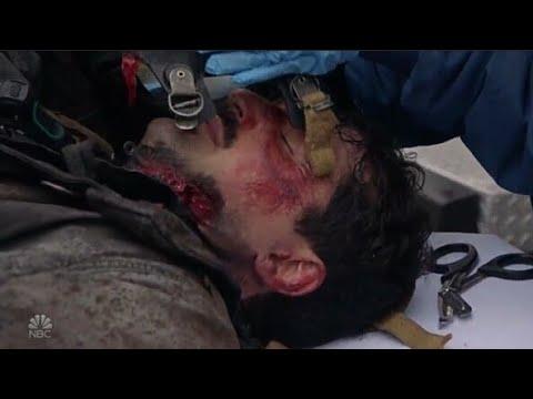 Chicago Fire   8x01   Otis is found unconscious