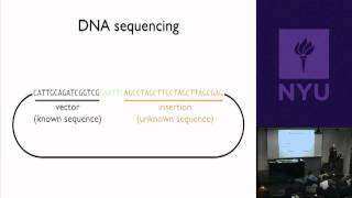 Natural Science II: Genomes And Diversity - DNA Sequencing&Genome Projects