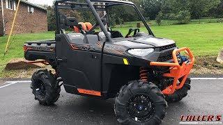 6. 2019 Ranger XP 1000 Highlifter Walk-Through