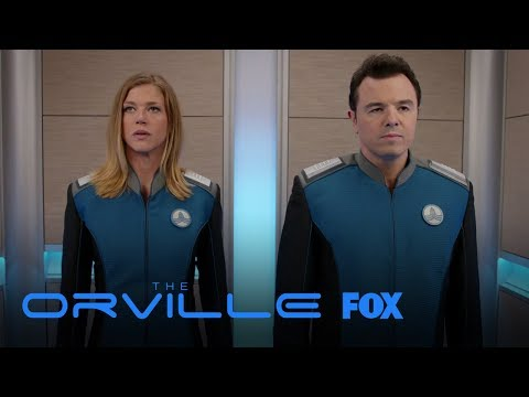 Kelly & Ed Argue About Kelly's Past Lover | Season 1 Ep. 9 | THE ORVILLE