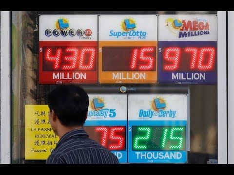 Hot To Play Mega Millions | Jackpot Hits $1 Billion In Friday's Drawing