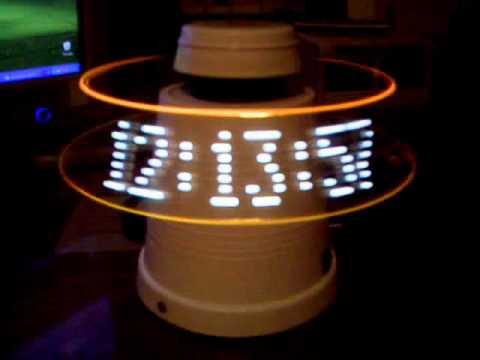 Propeller clock .wmv