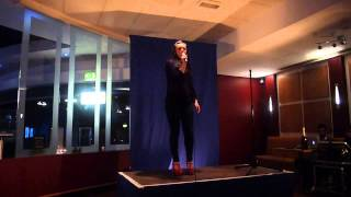 Me Singing Mama Do By Pixie Lott At Gala Casinos Got Talent