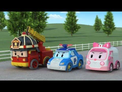 Робокар - мультики про... : Когда сдают тормоза (HD) - Серия 1 (видео)