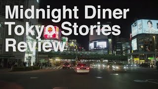 Midnight Diner Tokyo Stories Review