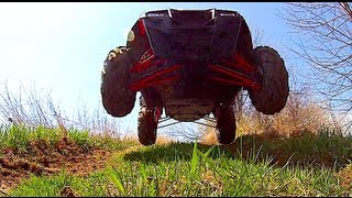 9. PowerModz buys the 2013 Polaris RZR 900XP and puts it through the paces on the first day.