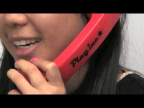 CU8368 Retro Handheld Phone