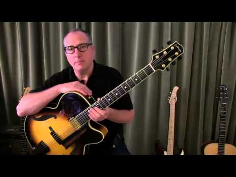 Chuck Loeb Secret Guitar tricks & Techniques