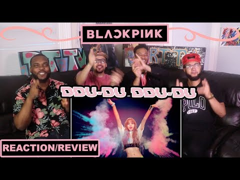 BLACKPINK - '뚜두뚜두 (DDU-DU DDU-DU)' M/V REACTION/REVIEW