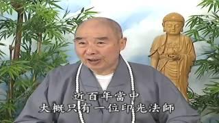 Thập Thiện Nghiệp Đạo Kinh (2001) tập 41 & 42 - Pháp Sư Tịnh Không