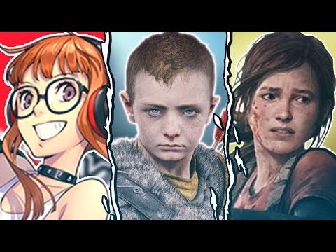 The Depiction of Children in Video Games (God of War, Persona 5, The Last of Us)