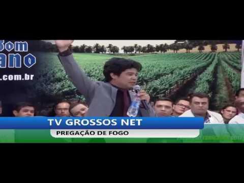 TRANSMISSÃO AO VIVO TV GROSSOS-RN PREGAÇÃO DE FOGO