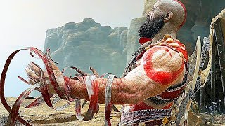 God of War 4 Atreus True Identity Revealed (Kratos Son) PS4 2018