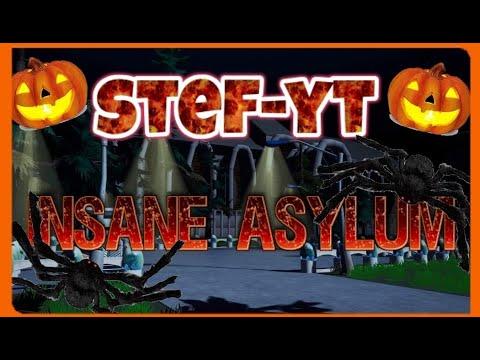 FORTNITE INSANE ASYLUM ESCAPE (HORROR) 2258-5919-9209
