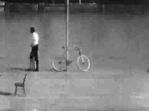 Bicycle Trick Riding : Thomas A. Edison