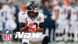 Top 3 Number 2 WRs Heading Into 2016 | NFL NOW by NFL