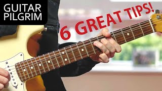Video 6 Guitar SOLO Tips You Must Know! MP3, 3GP, MP4, WEBM, AVI, FLV Februari 2019