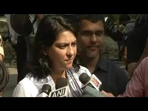 voting - Priya Dutt, Congress candidate and sitting MP from Mumbai North Central, says that Mumbaikars, usually so aware and full of activism, are slow to leave home on voting day. She urges Mumbai,...