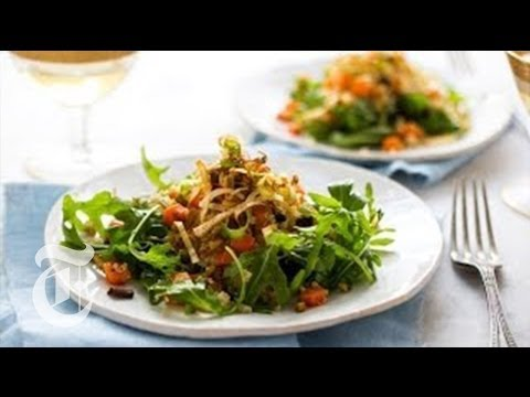 Quinoa Salad for a Crowd | Melissa Clark Recipes | The New York Times