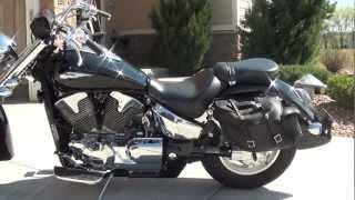 8. 2006 Honda VTX 1300r Pro Street Custom For Sale$7,900