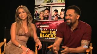 Nonton Mike Epps and Zulay Henao discuss MEET THE BLACKS Film Subtitle Indonesia Streaming Movie Download