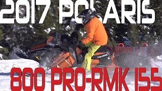 7. STV 2017 Polaris 800 PRO-RMK 155