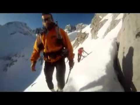 Salvador Calvo - Impresionate Trail Running de invierno en Picos de Europa