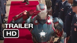 Nonton Iron Man 3 Official Trailer  2  2013    Robert Downey Jr  Movie Hd Film Subtitle Indonesia Streaming Movie Download