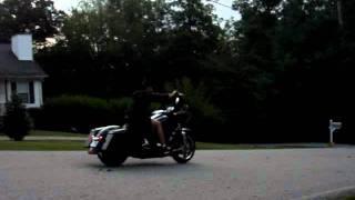 9. Dan 2010 road glide
