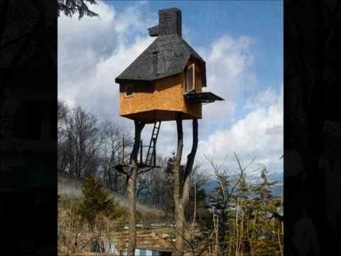 strangest - A large collection of the strangest houses. Music by DJ Orchard.
