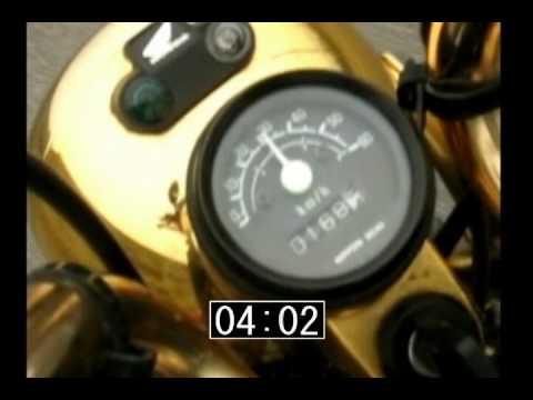 お前のバイクはどのクラスの四輪と同じ加速? Vol.120 (видео)