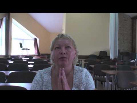 Отзыв  о семинаре от Ларисы