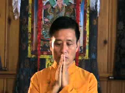 Guided Meditation With Tenzin Wangyal Rinpoche видео