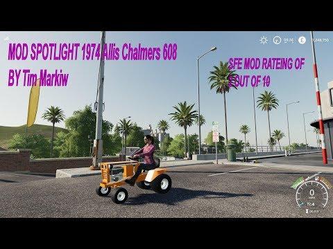 1974 Allis Chalmers 608 v1.0.0.0