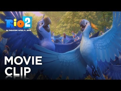Rio 2 (Clip 'Beautiful Creatures')