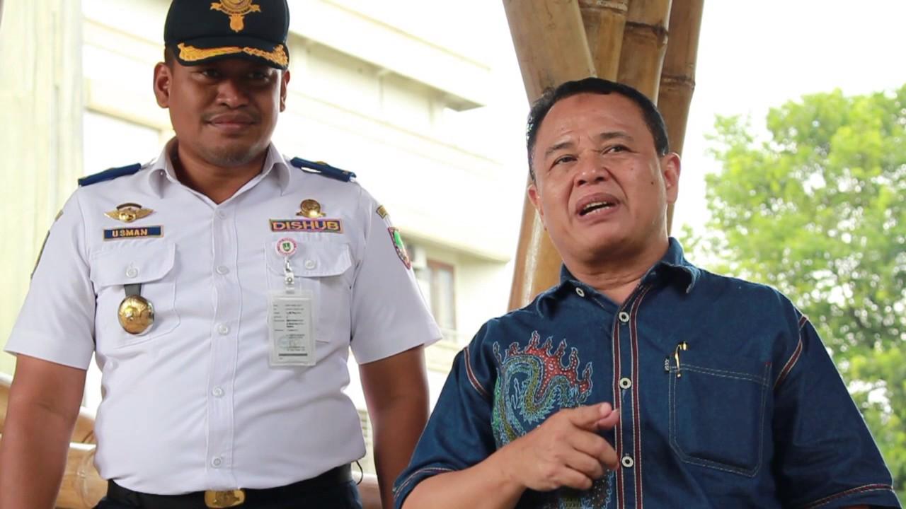 Selasa 09 Mei 2017 Sidak Pimpinan DPRD Parkir Pasar Gede