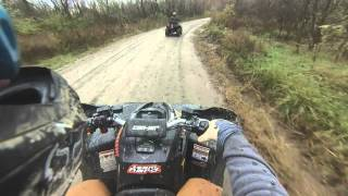 2. 2009 Can-Am Renegade CVT making noise