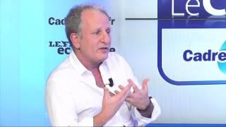 Zwi Segal sur Cadremploi / Le Figaro TV